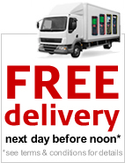 Free Delivery by Noon