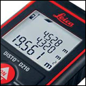 Leica DISTO D210 - Easy to read display
