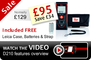 Sale - £124 including free case batteries and strap