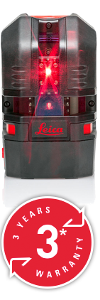 Leica Lino L2P5 Lithium. 3 year warranty. Next day delivery.